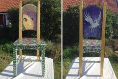 Stefanie - The princess chair